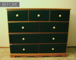DIY_Dresser_Before