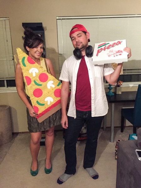 pizza costume from studio diy